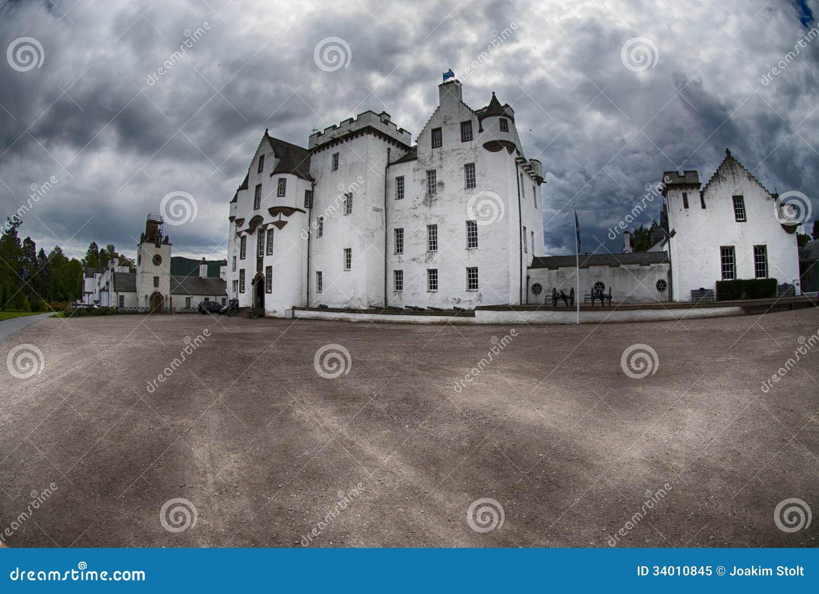 Het kasteel van Blair