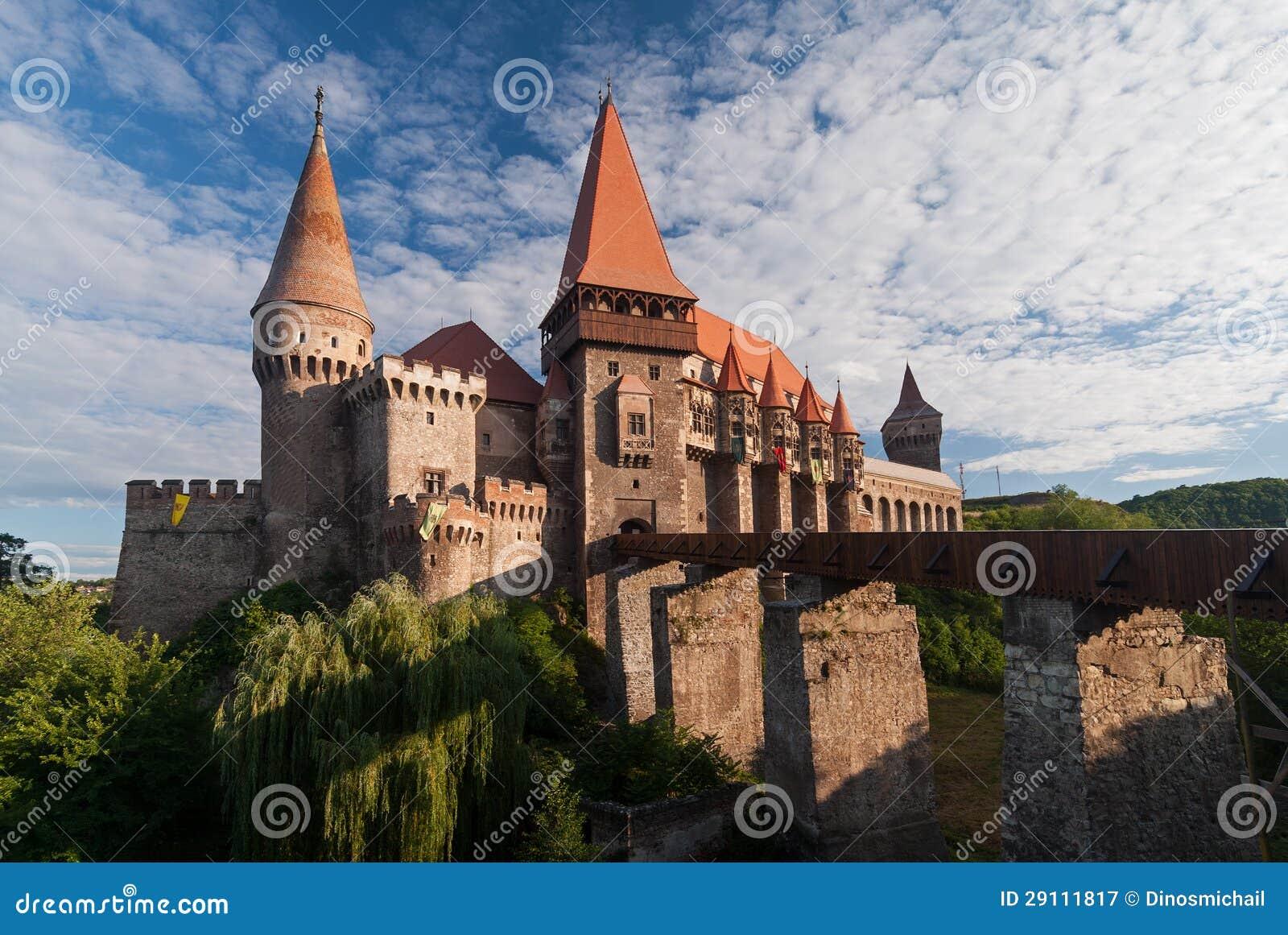 Het Kasteel van Corvin, Roemenië