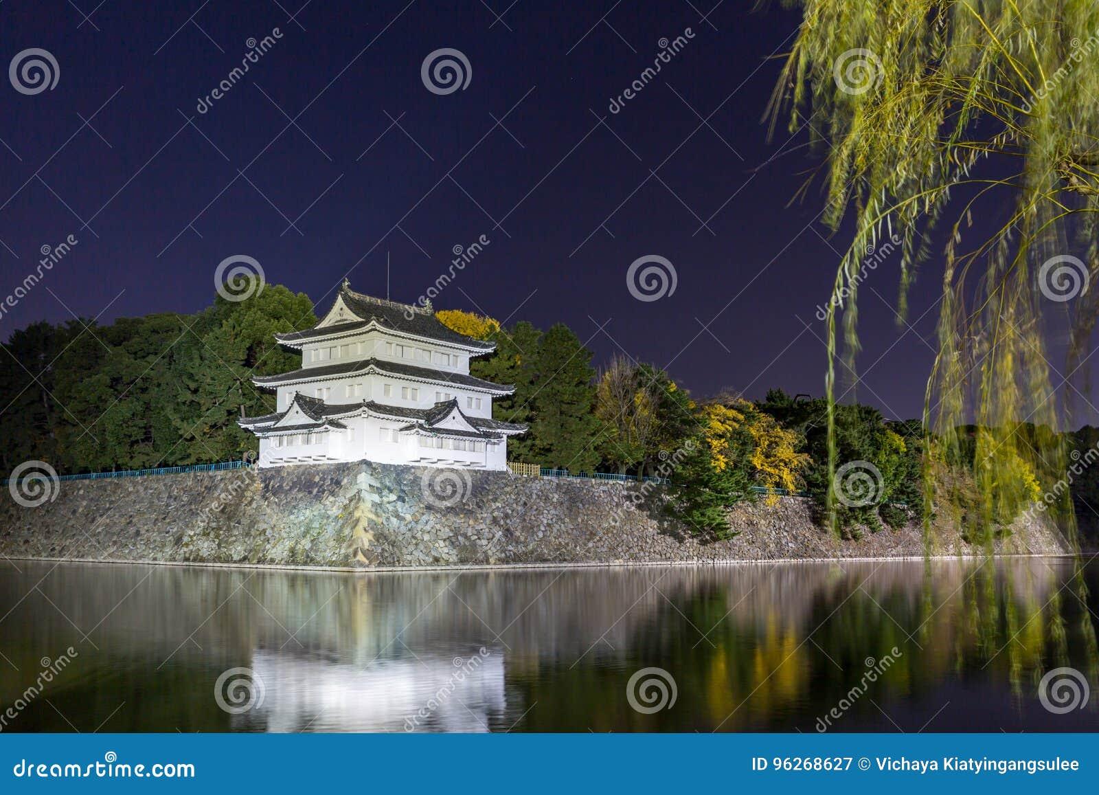 Het Kasteel van Nagoya