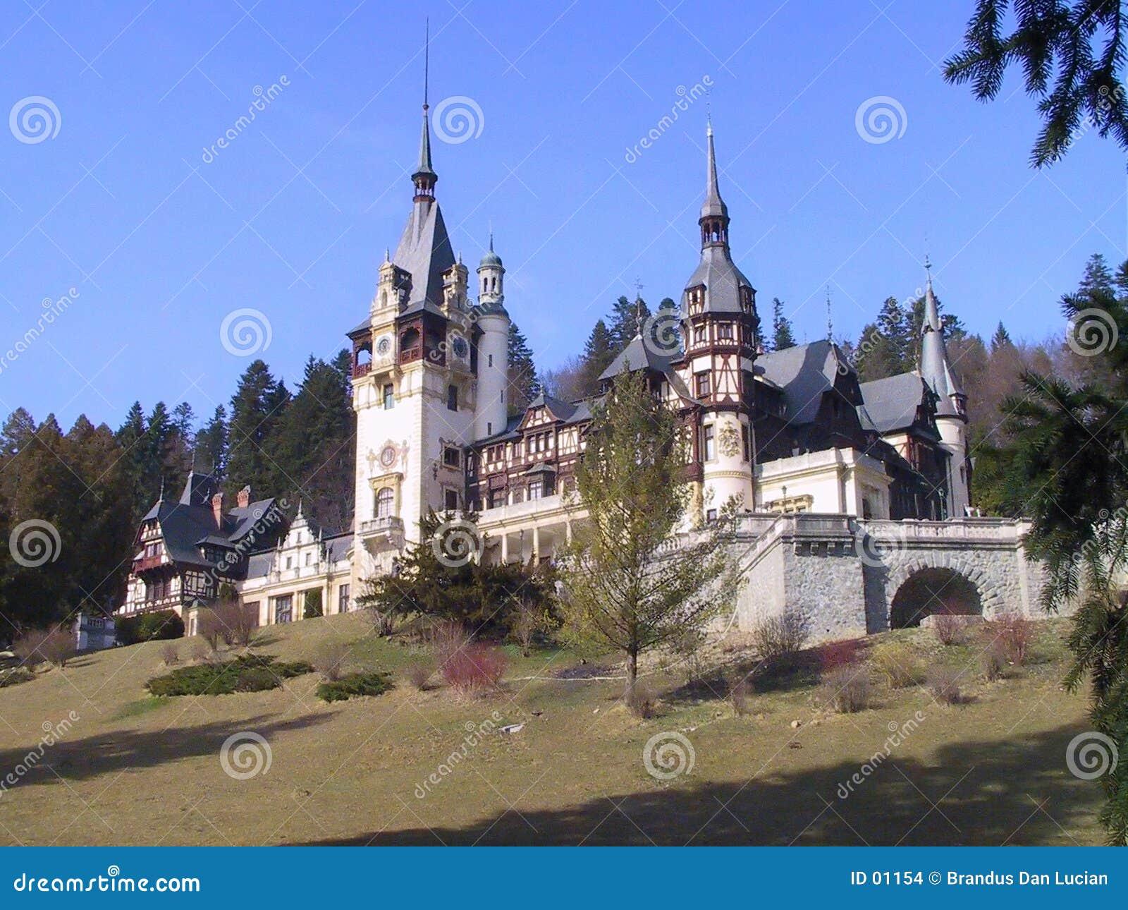 Het kasteel van Peles