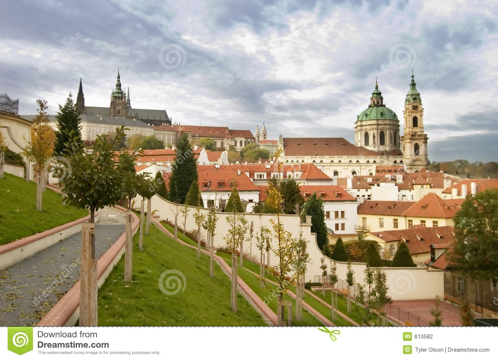 Het Kasteel van Praag