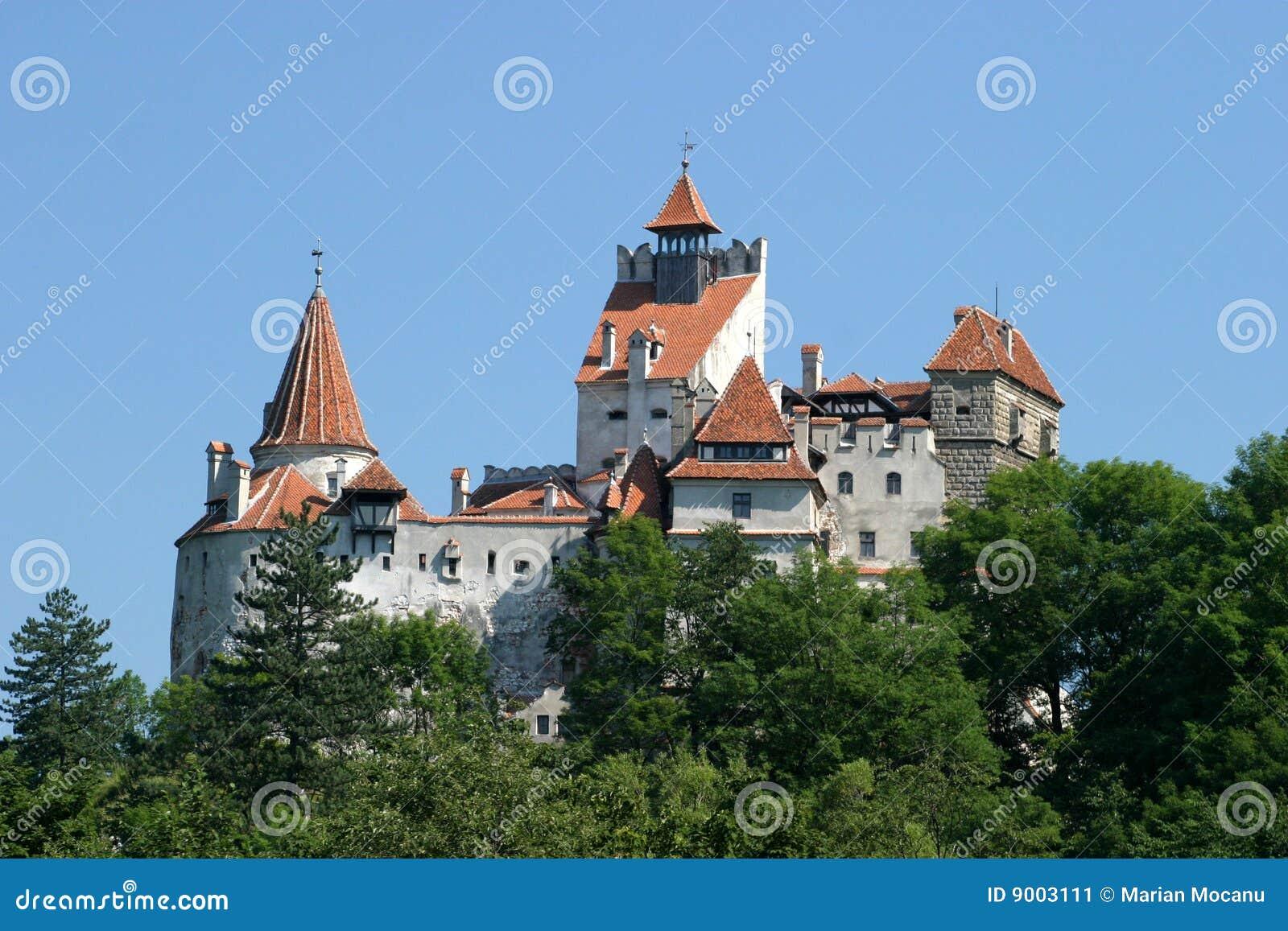 Het kasteel van zemelen