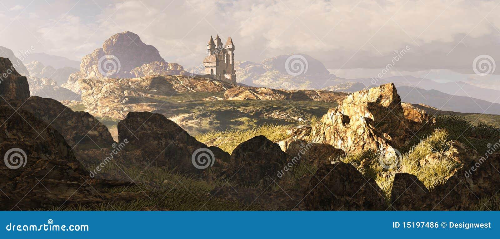 Het Keltische Landschap van Hooglanden