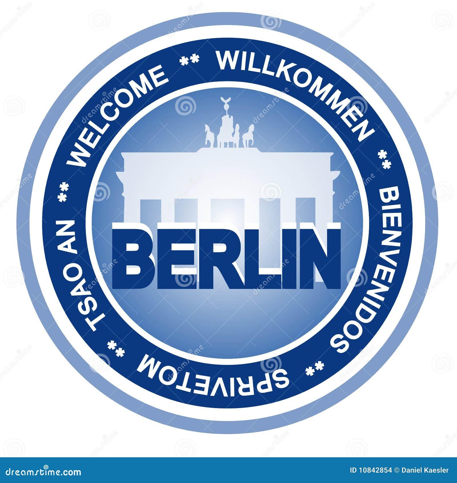 Het kenteken van Berlijn