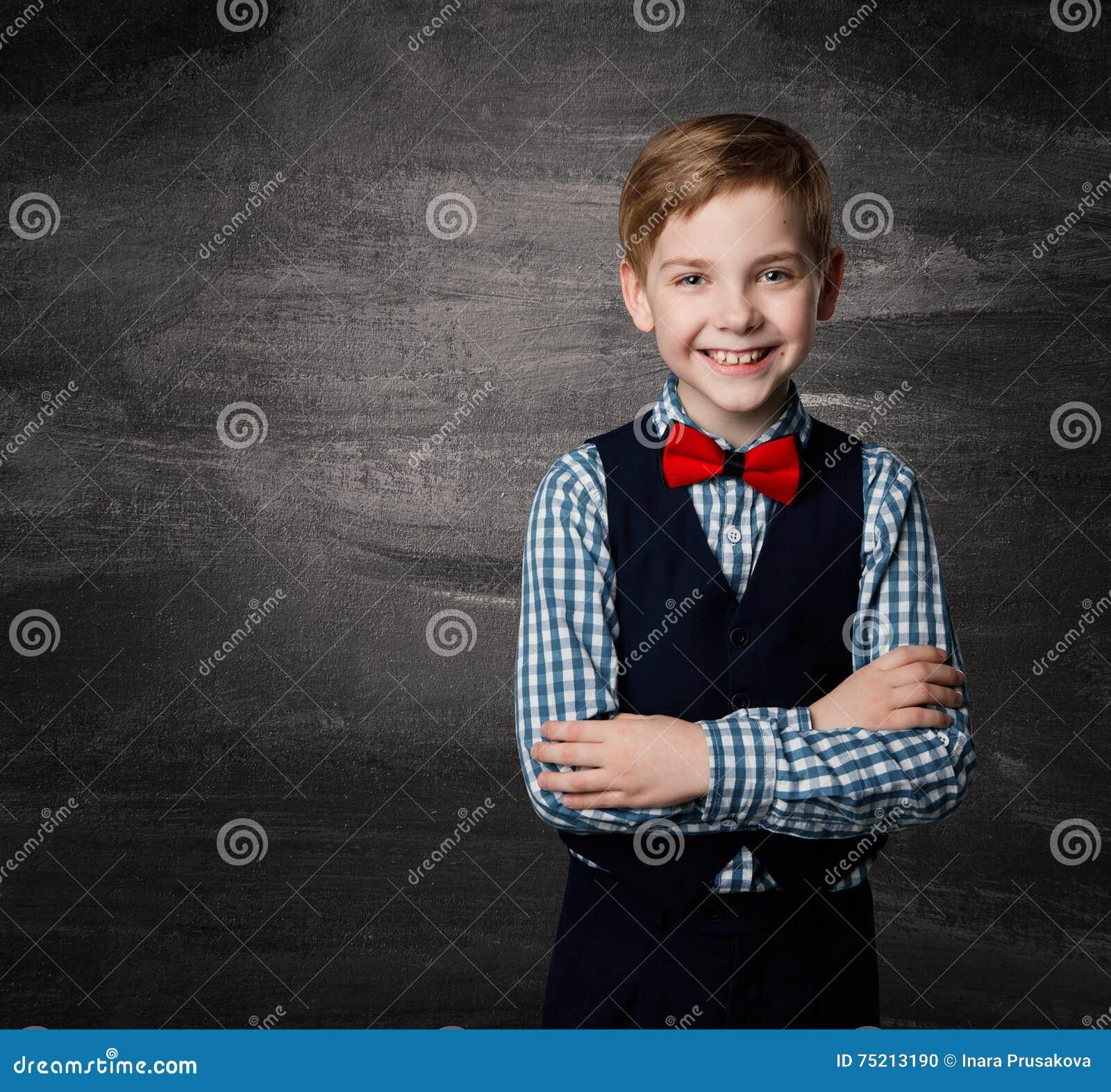 Het Kind van de schooljongen, Manierstudent Kid, Bord