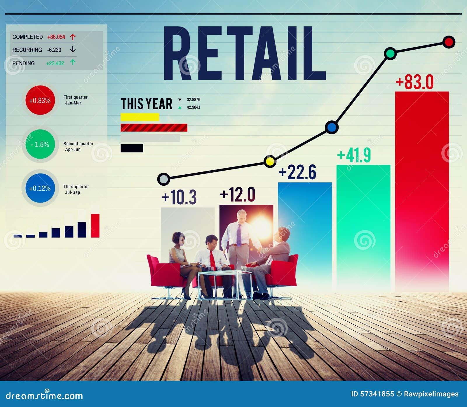 Het kleinhandels het Winkelen het Kopen Concept van de Kapitalismeklant