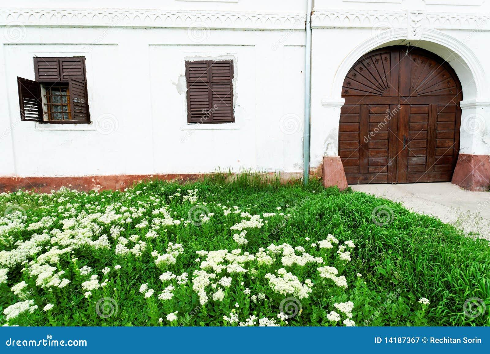 Het Klooster van Bezdin
