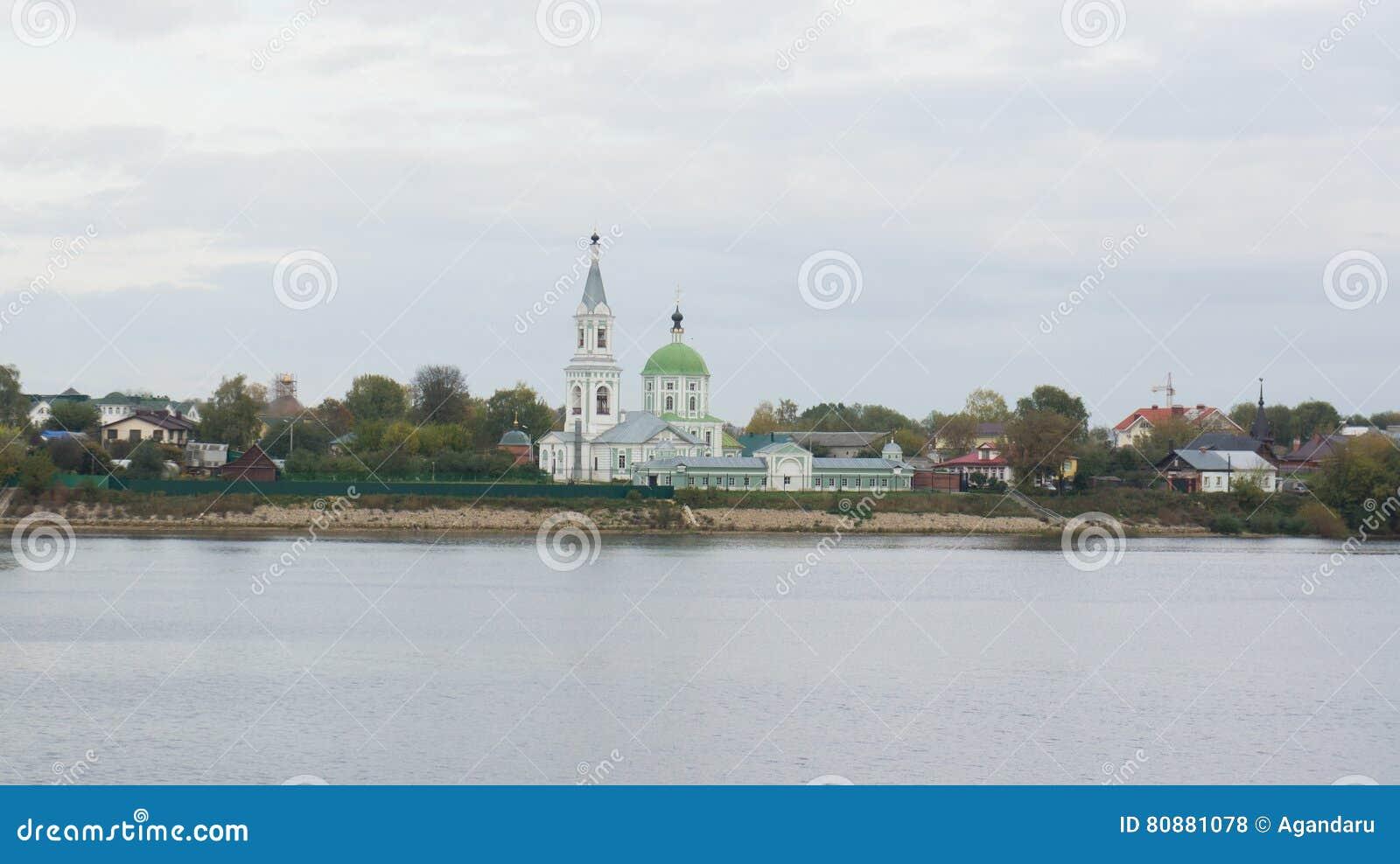 Het klooster van Catherine in Tver