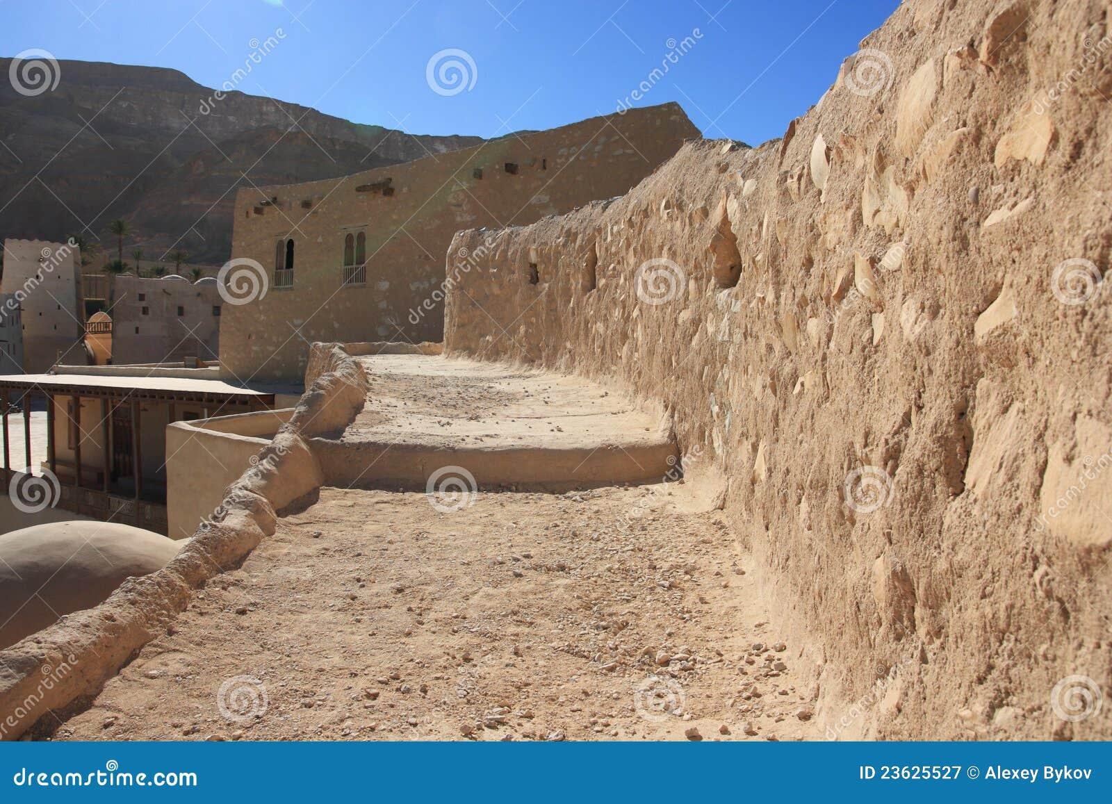 Het Klooster van Egypte, St. Antony (IV eeuw).