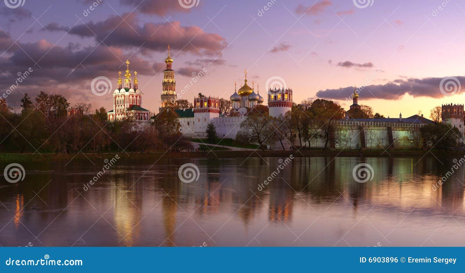 Het klooster van Novodevichy P2