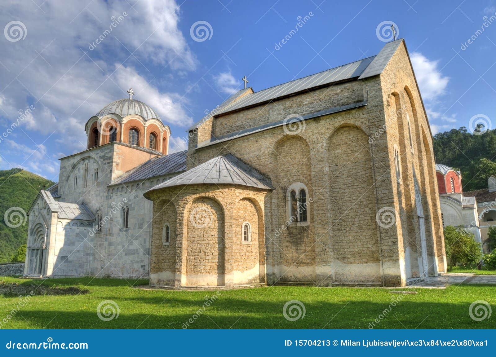 Het Klooster van Studenica