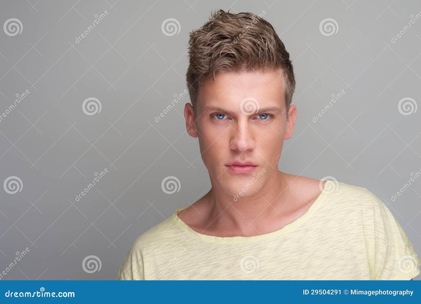 Het knappe Portret van de Mens