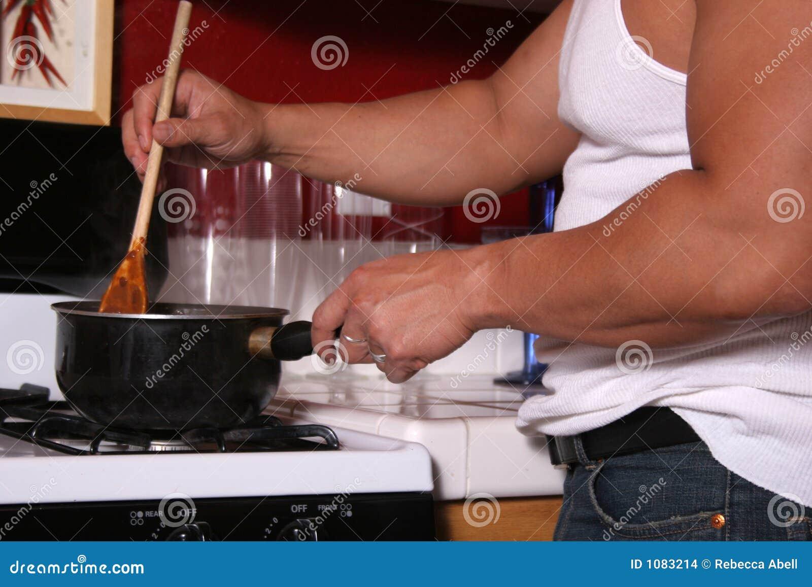 Het Koken van de mens