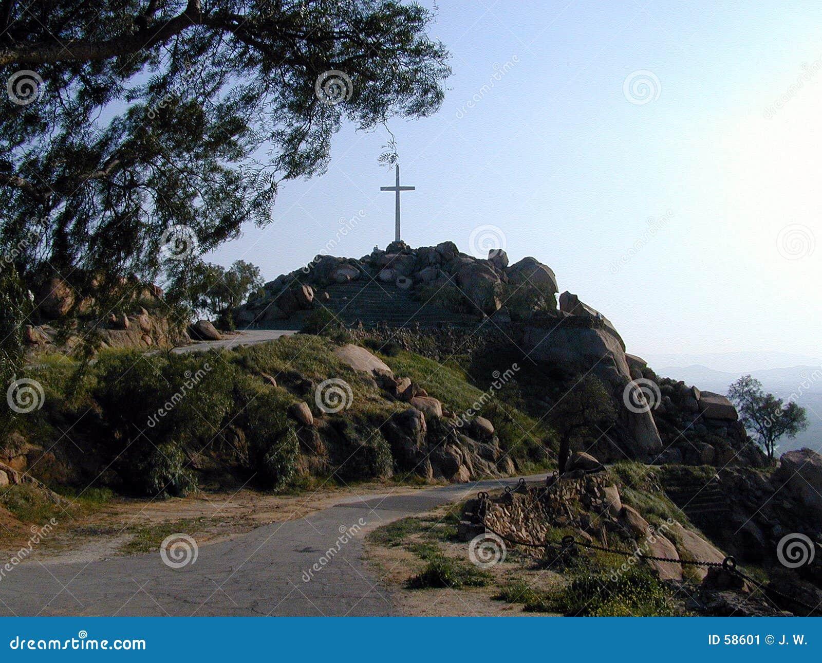 Het Kruis van de heuveltop