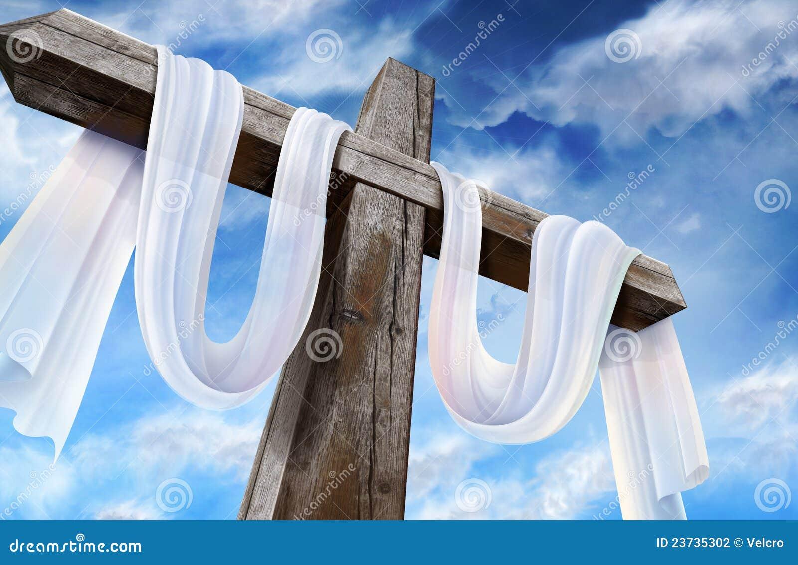 Het kruis van de verrijzenis
