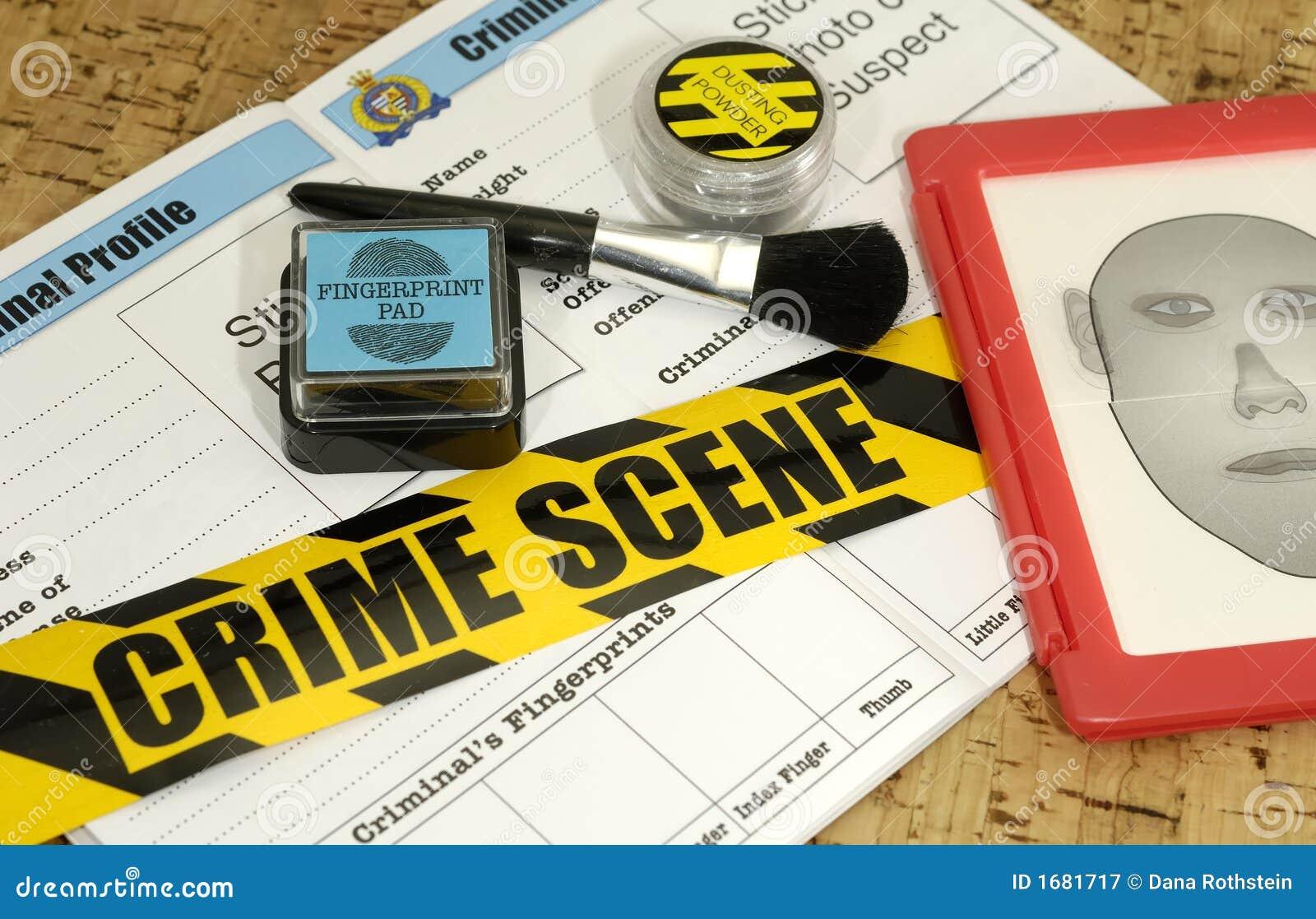 Het Laboratorium van de misdaad