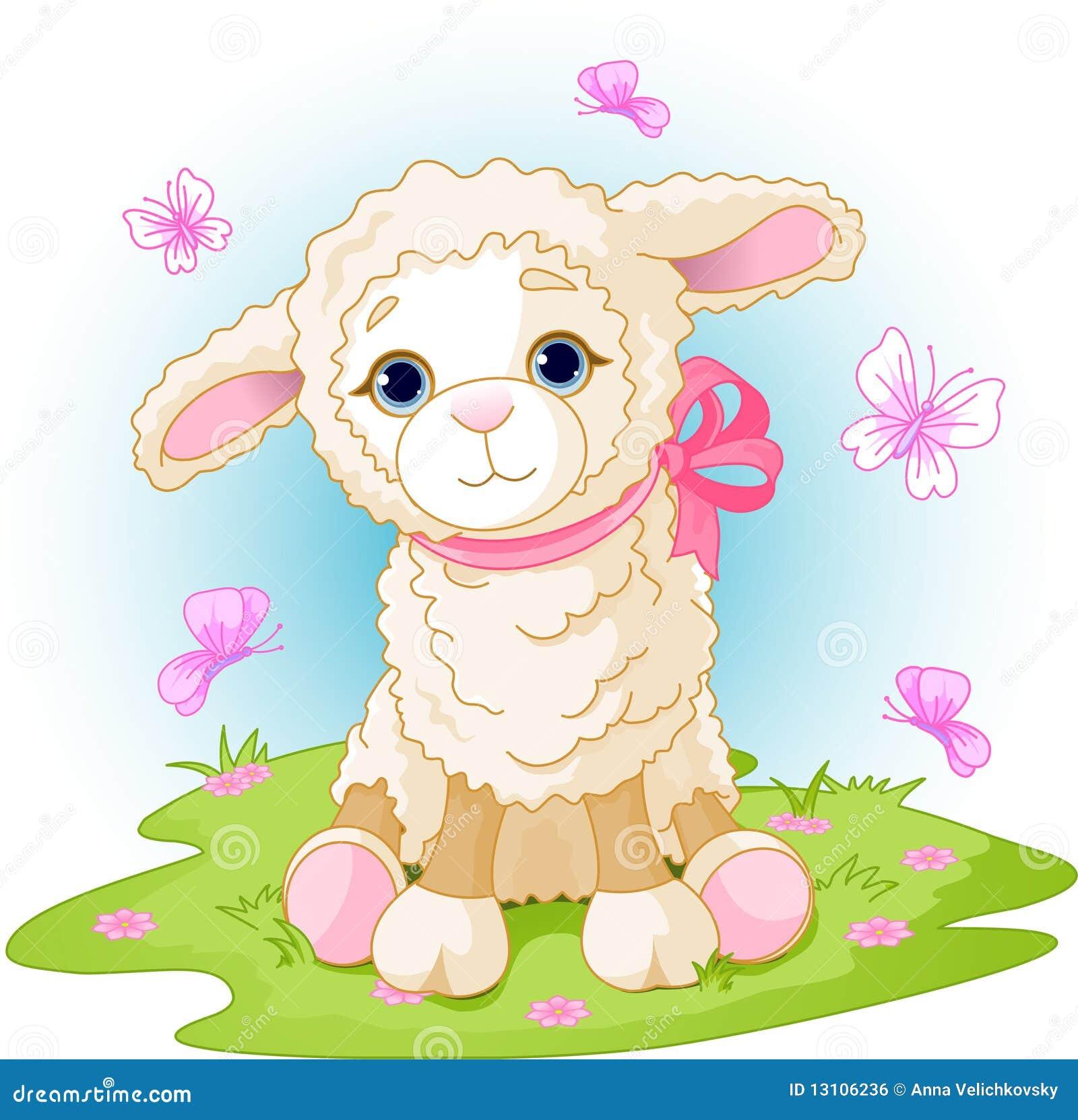 Het lam van Pasen