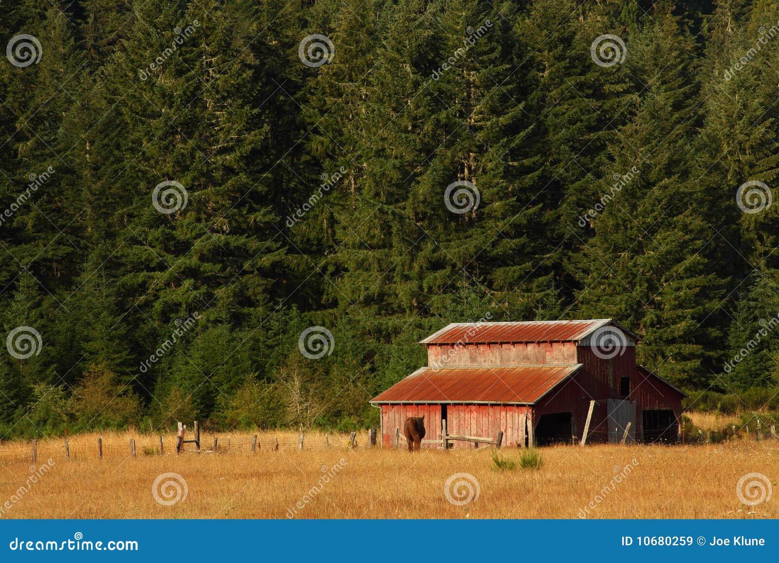 Het landportretten van Oregon