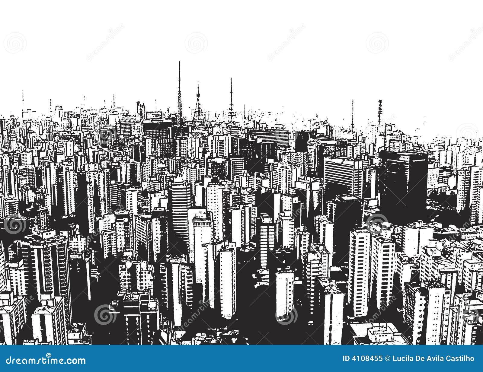 Het Landschap van de stad