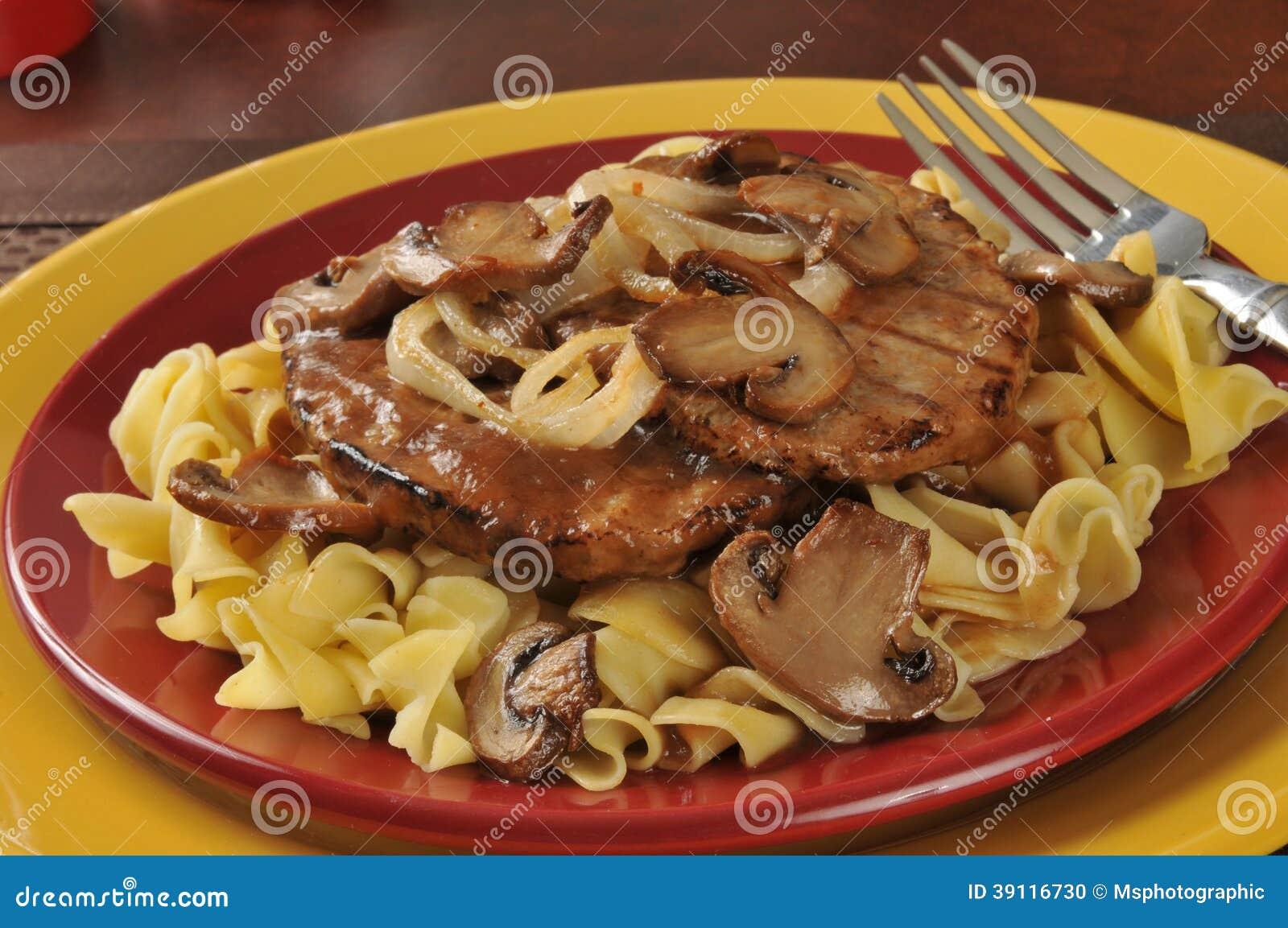 Het lapje vlees van Salisbury