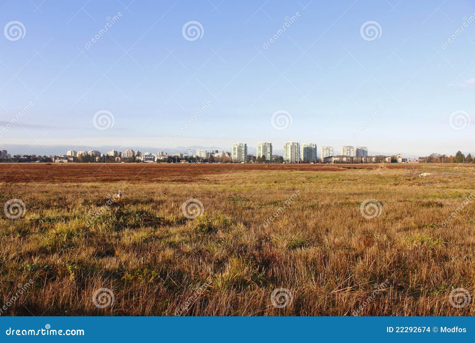 Het lege Land van de Stad