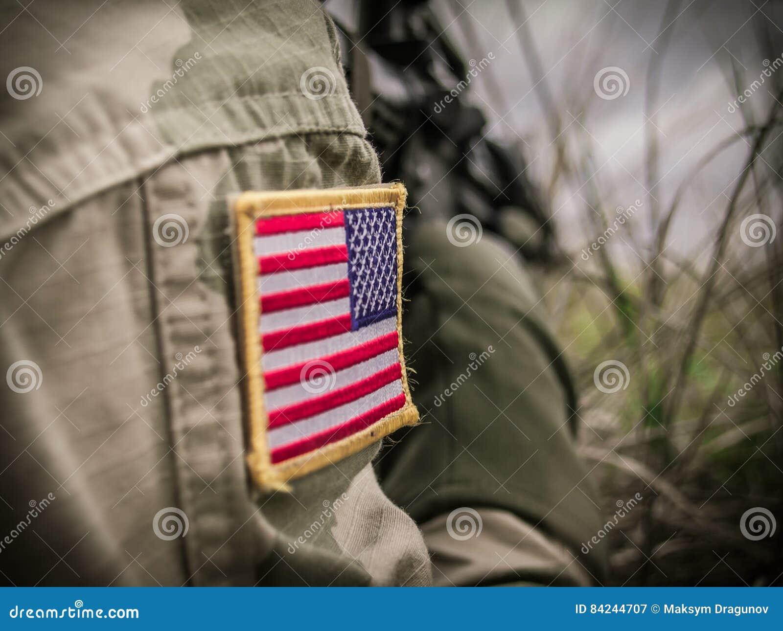 Het LEGERmilitair van de V.S.