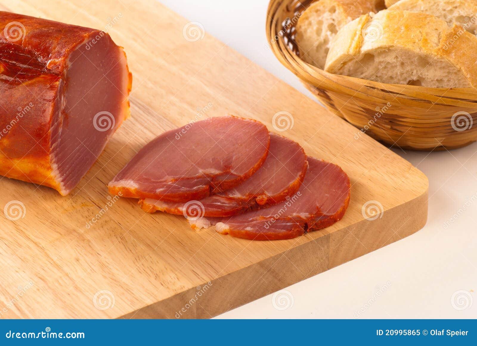 Het lendestuk van het varkensvlees