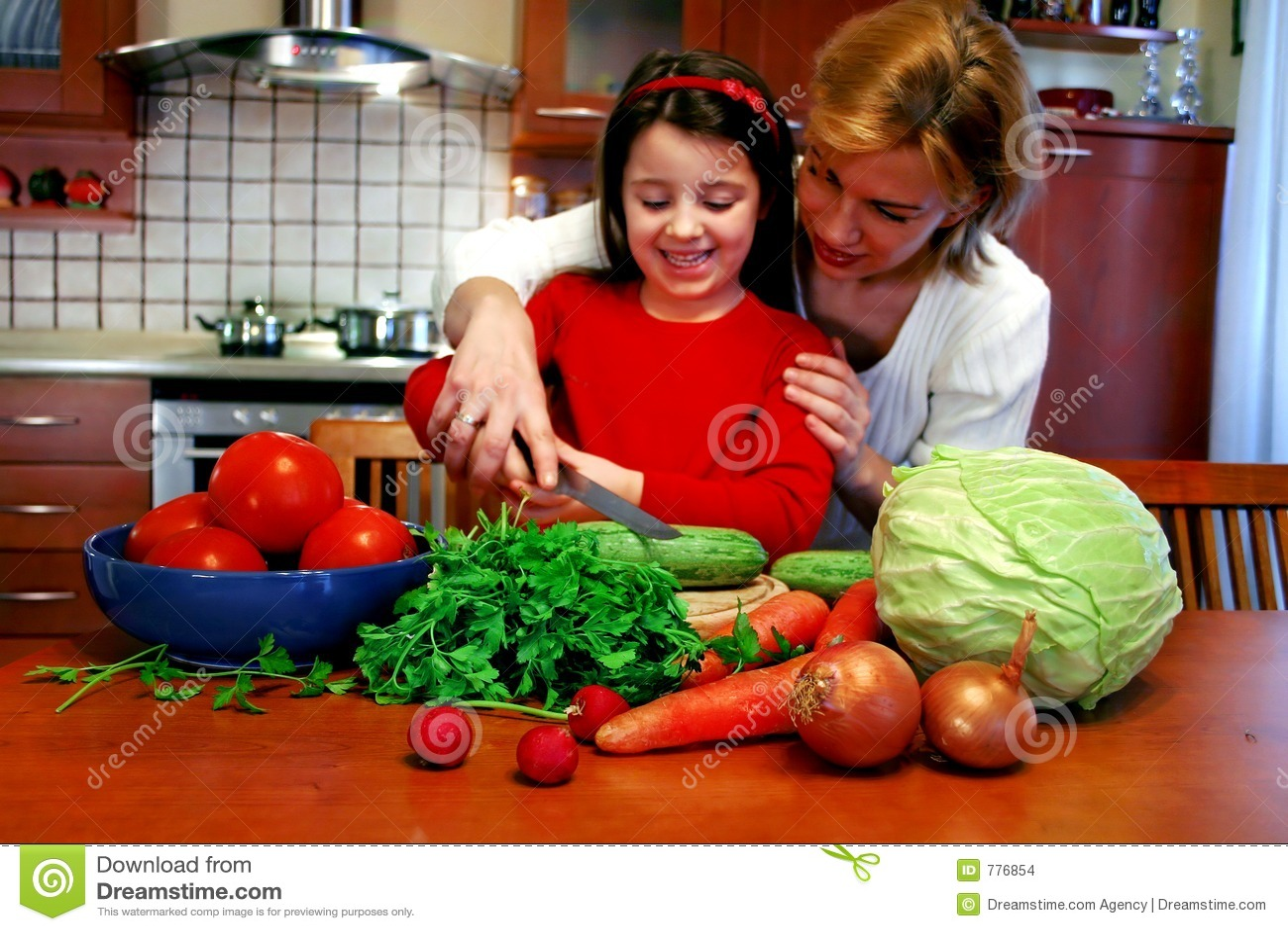 Het leren te koken