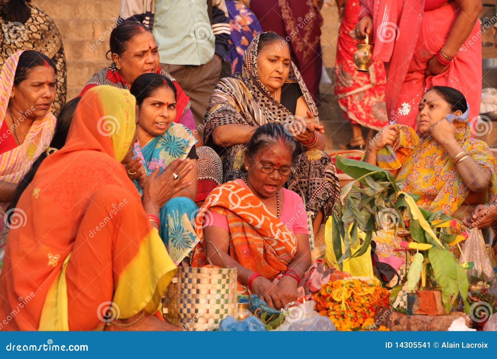 Het leven in India