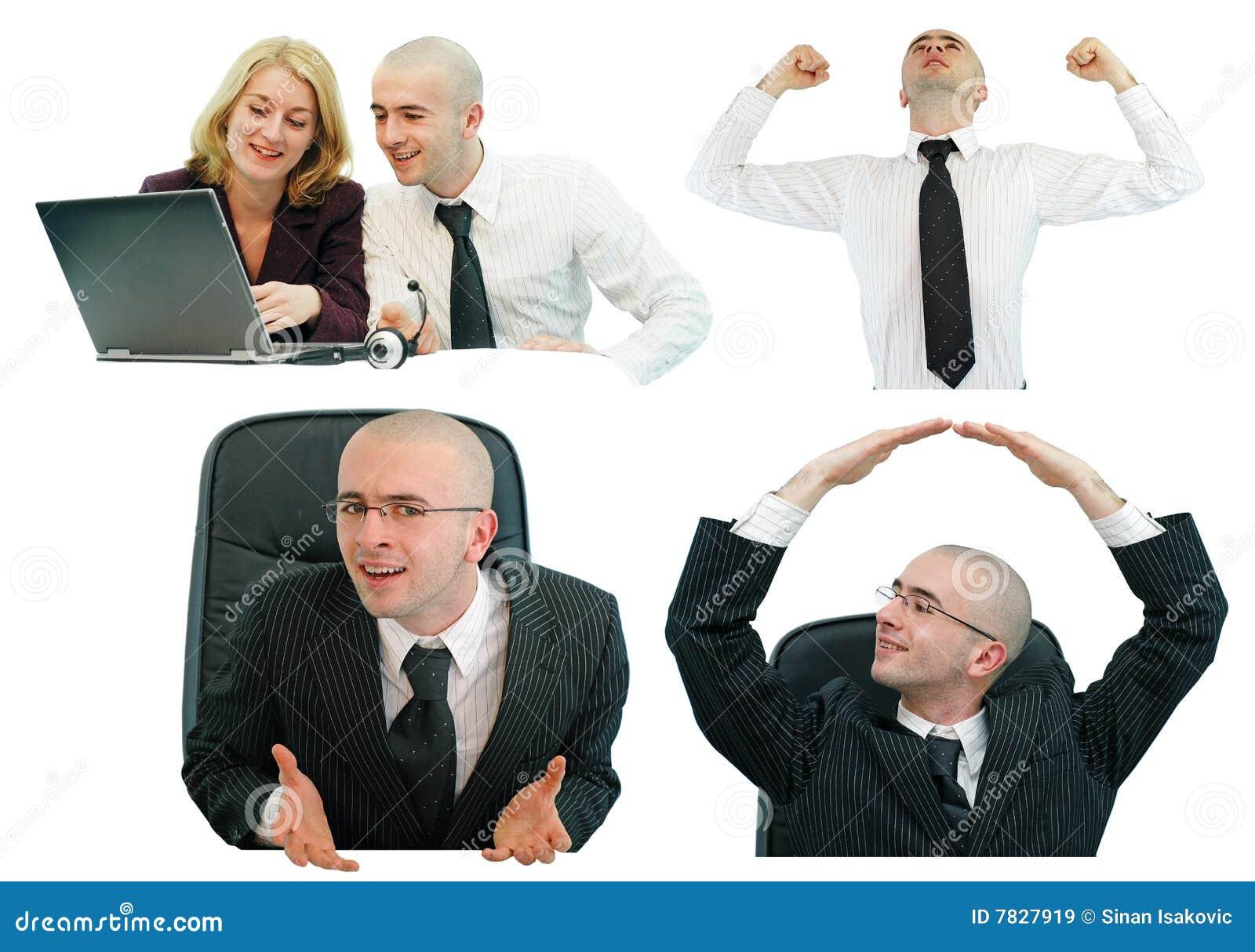 Het leven van het bureau