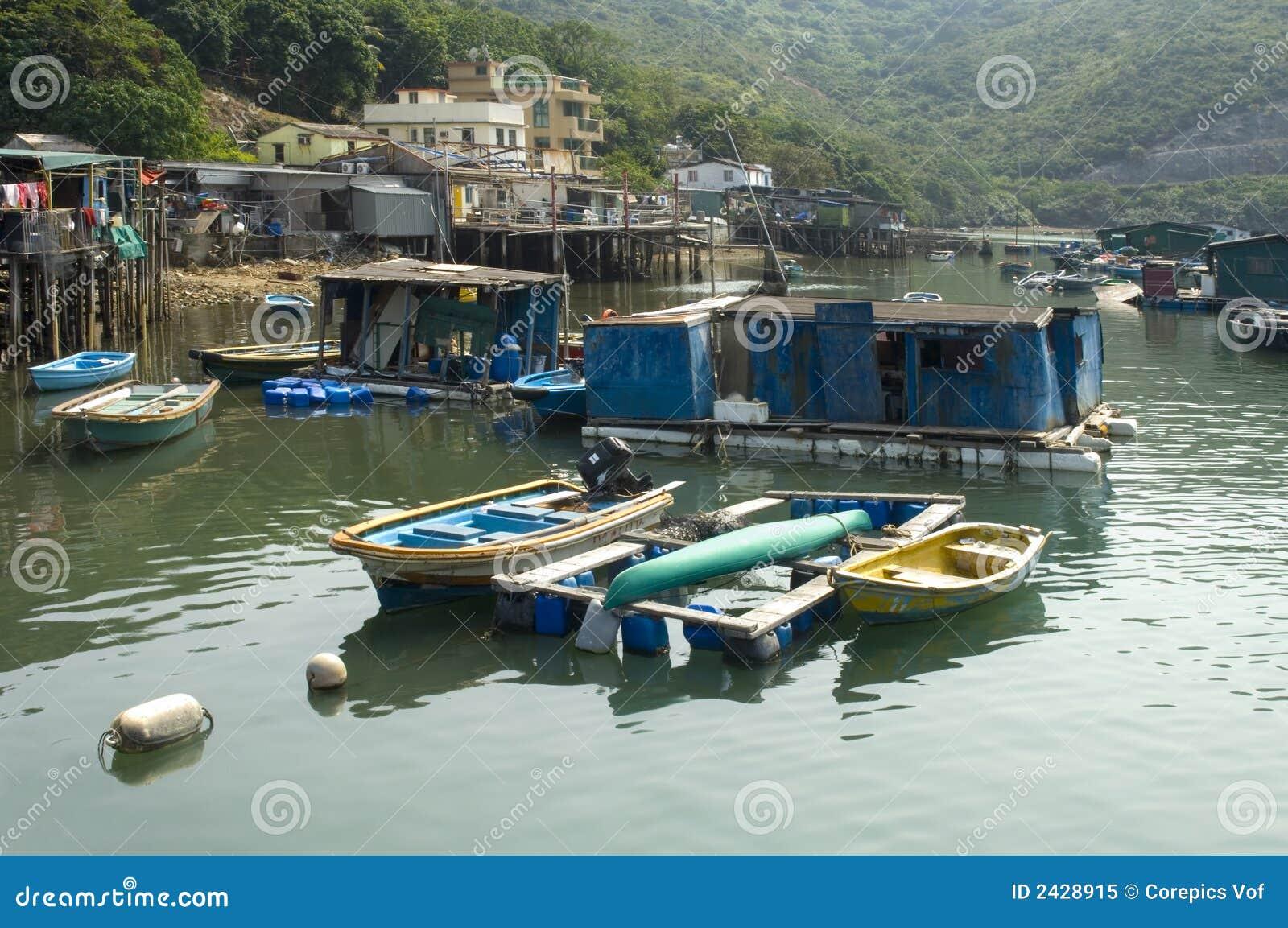 Het Leven van Hongkong