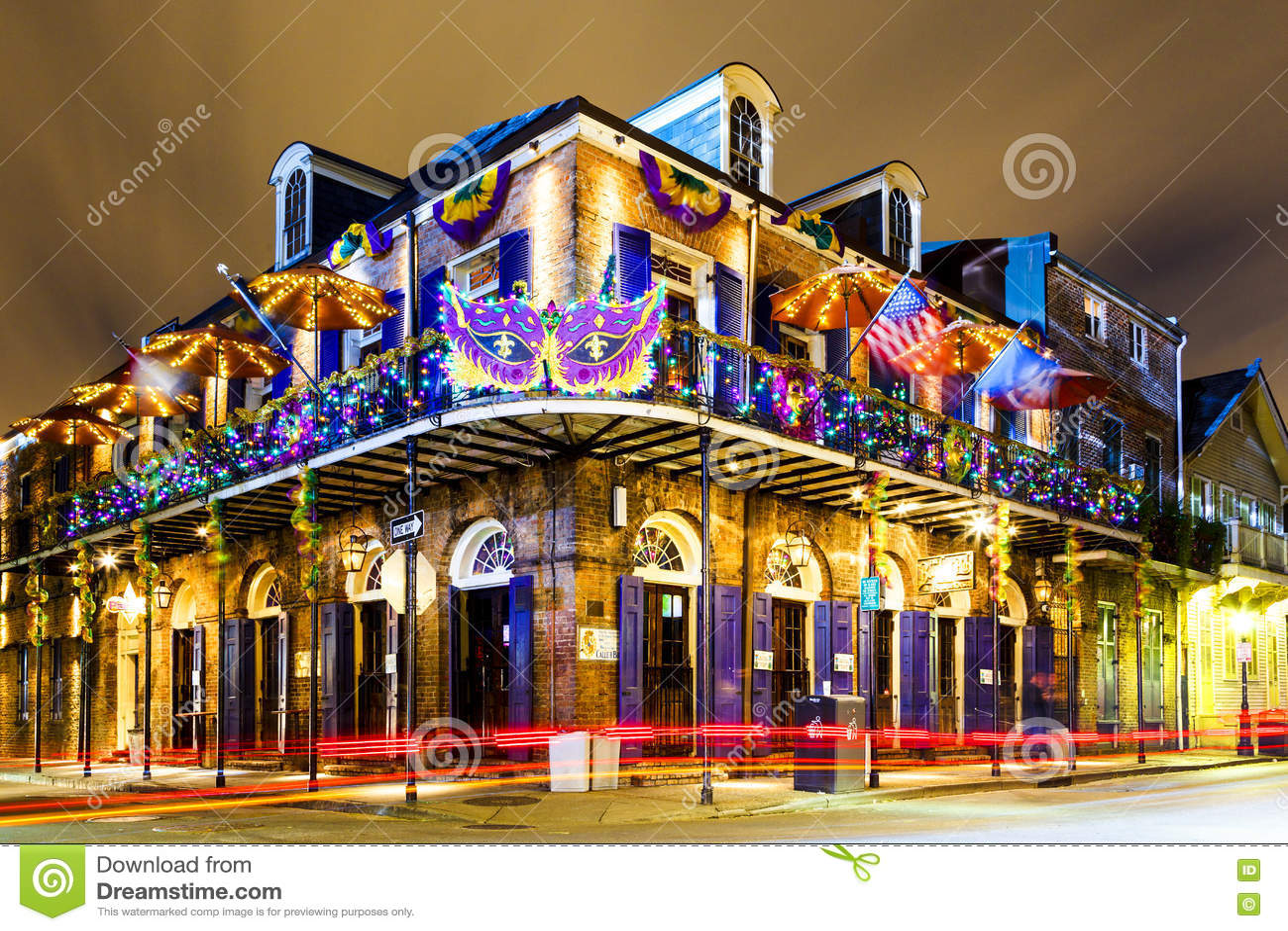 Het Leven van New Orleans