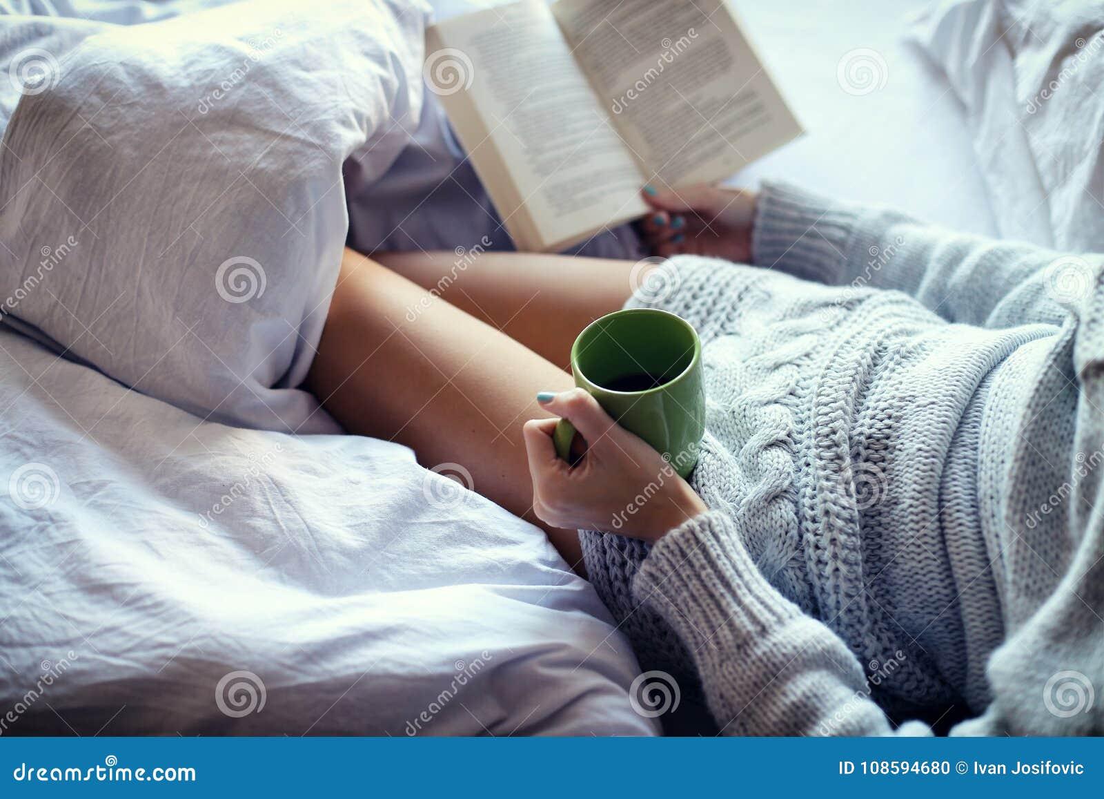 Het lezen in Bed
