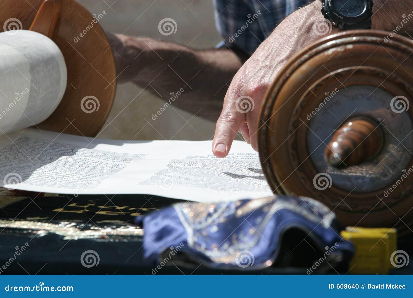 Het lezen van Torah