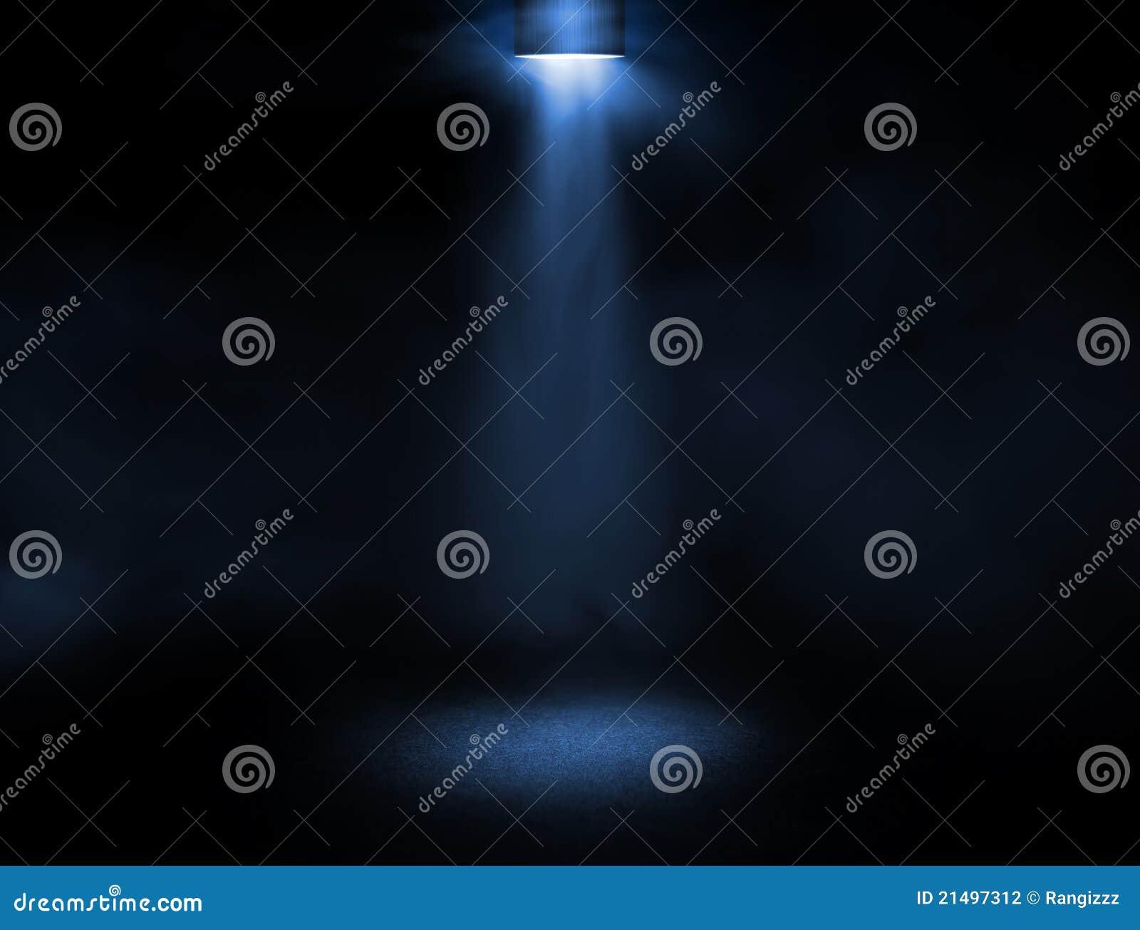 Het licht van het stadium