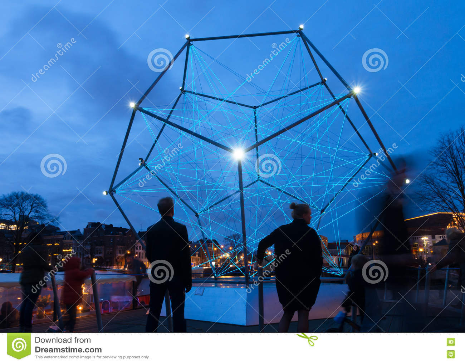 Het Lichte Festival van Amsterdam