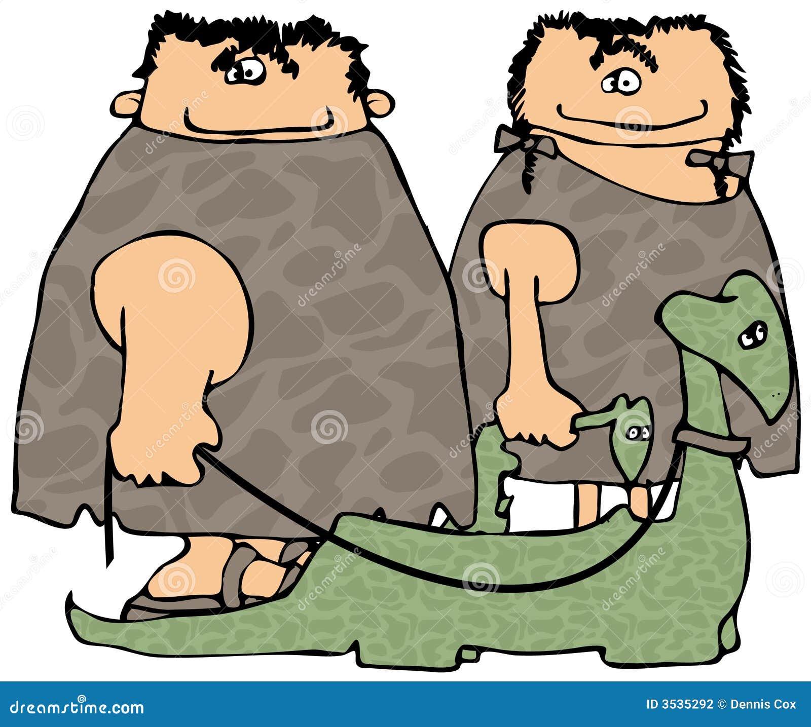 Het lopen van de Dinosaurussen