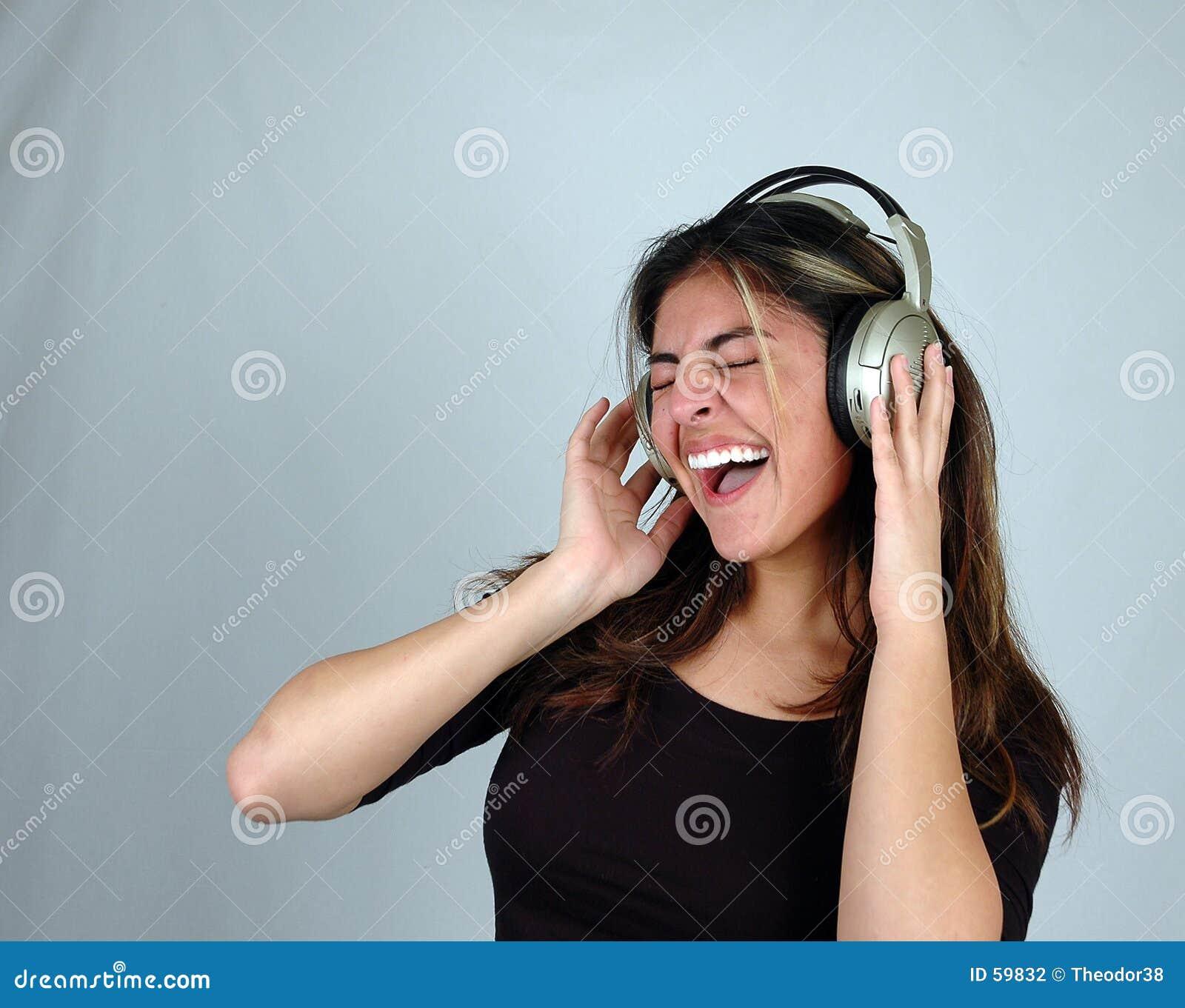Het luisteren aan muziek-10