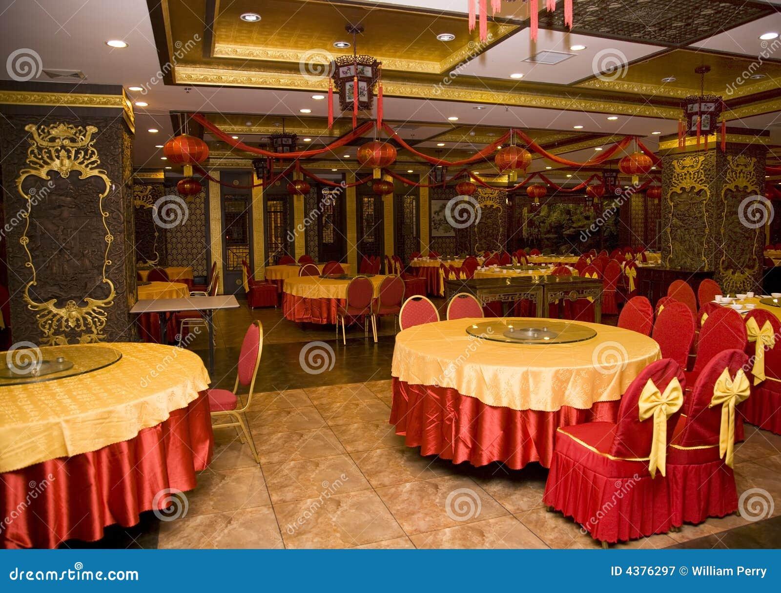 Het maan chinese restaurant van de decoratie van het nieuwjaar