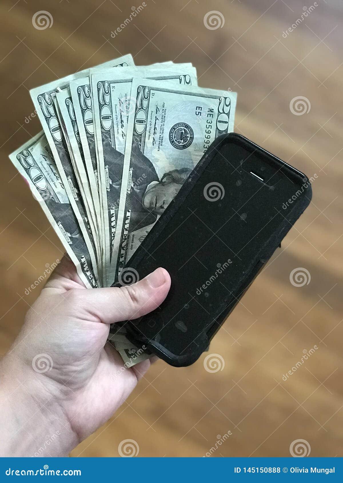 Het maken van Geld met Uw Smartphone