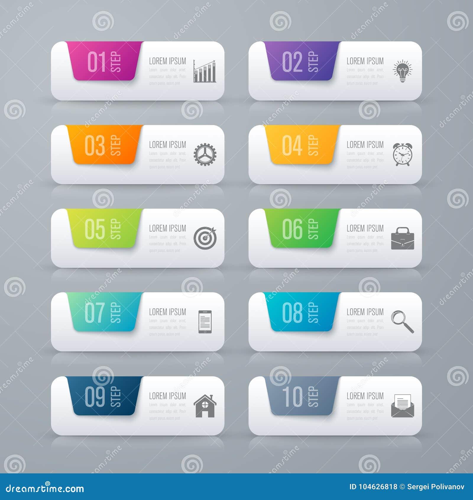 Download Het Malplaatje En Van Het Bedrijfs Infographicontwerp Concept Vector Illustratie - Illustratie bestaande uit zaken, presentatie: 104626818