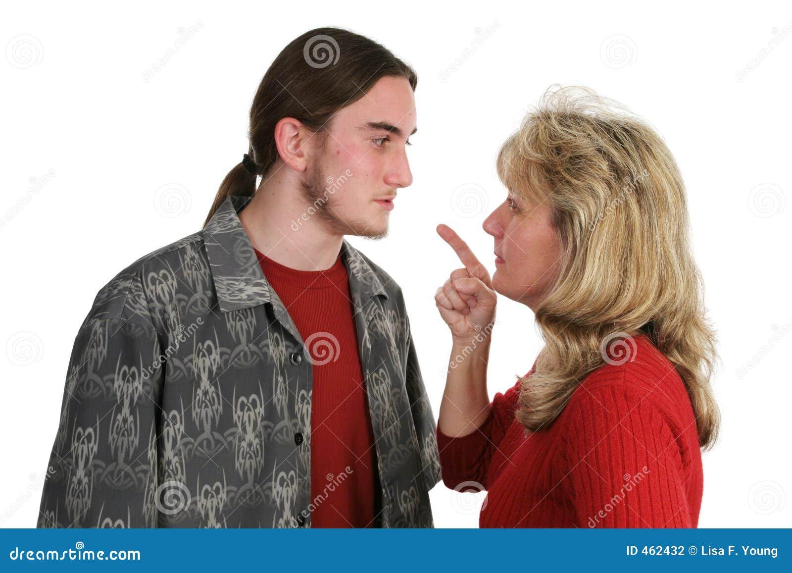 Het mamma van de gezichten van de tiener van beligerant stock fotografie afbeelding 462432 - Het versieren van de tiener kamer ...