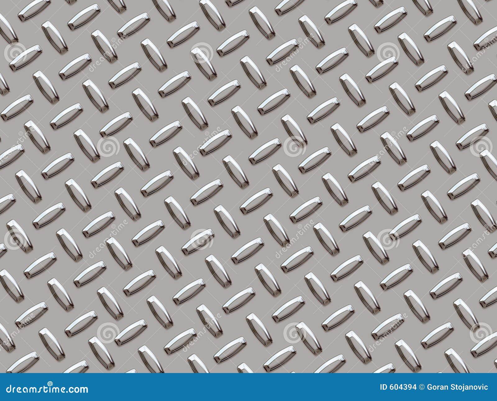 Het materiaal van het metaal - zilver