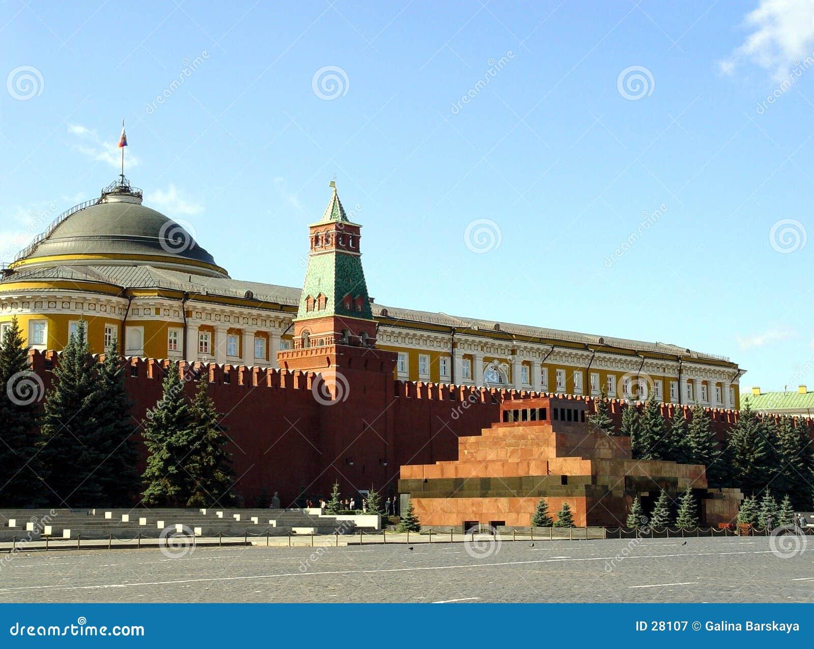 Het Mausoleum van Lenin