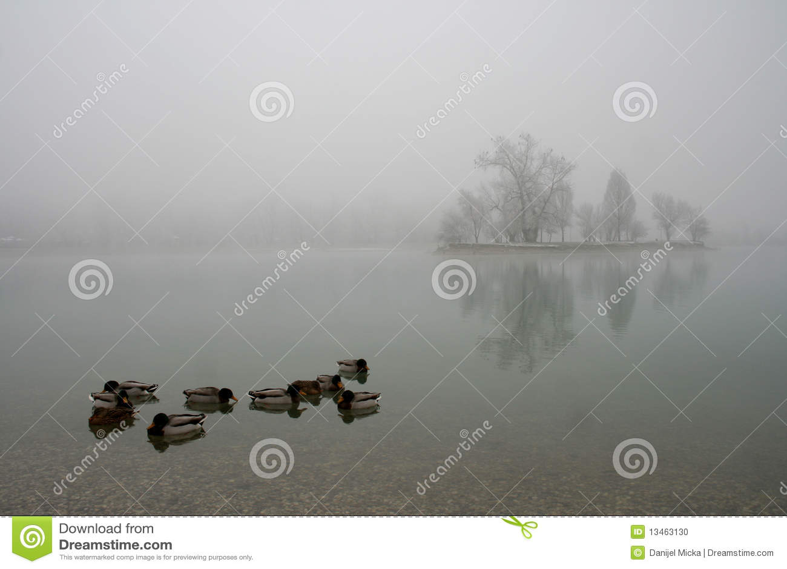 Het meer van Jarun