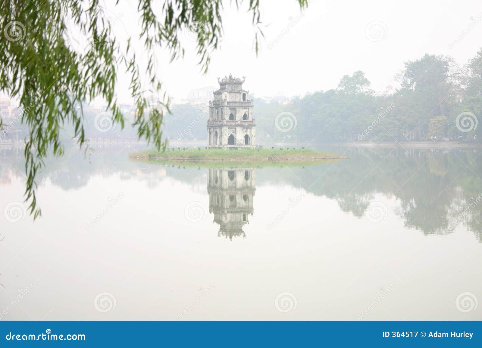 Het Meer van Kiem van Hoan, Vietnam