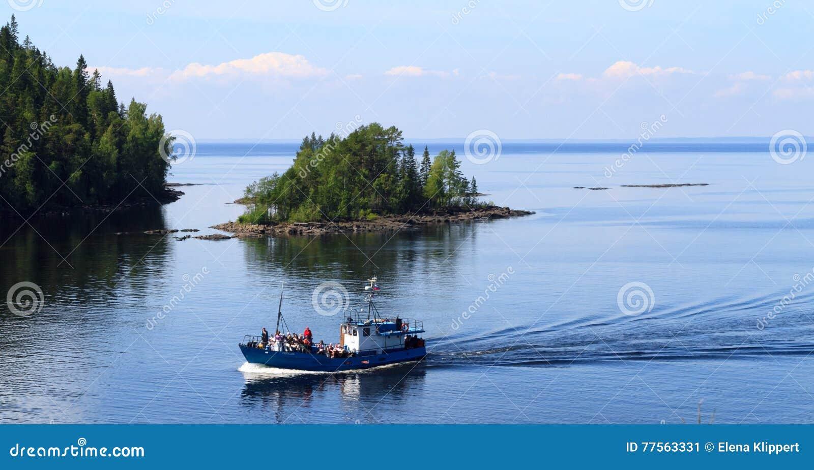 Het Meer van Ladoga