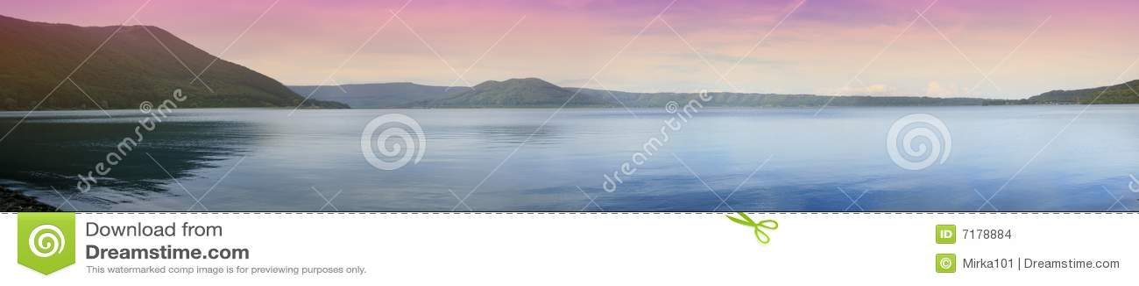 Het meer van Vico
