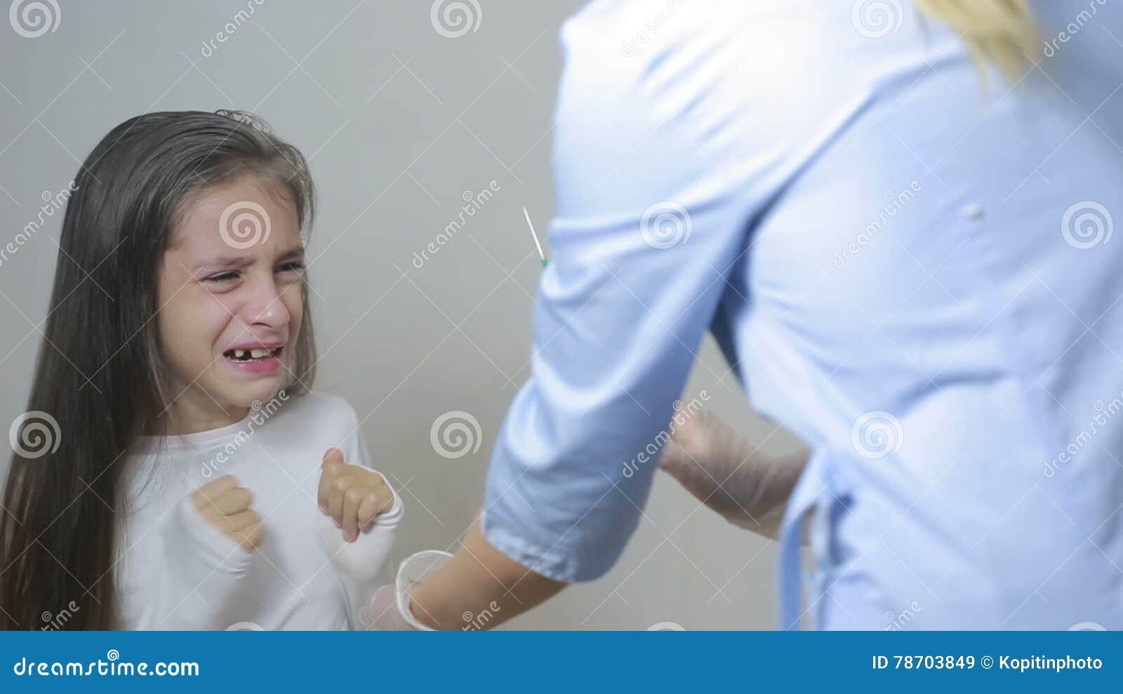 Hoe u een meisje spuiten