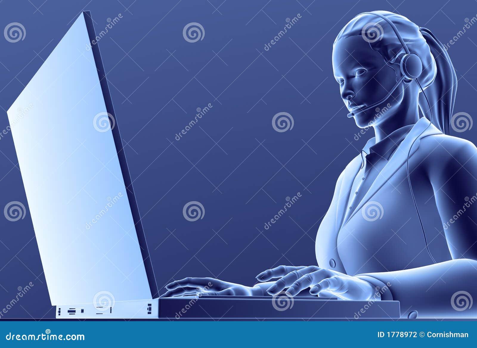 Het Meisje van de computer